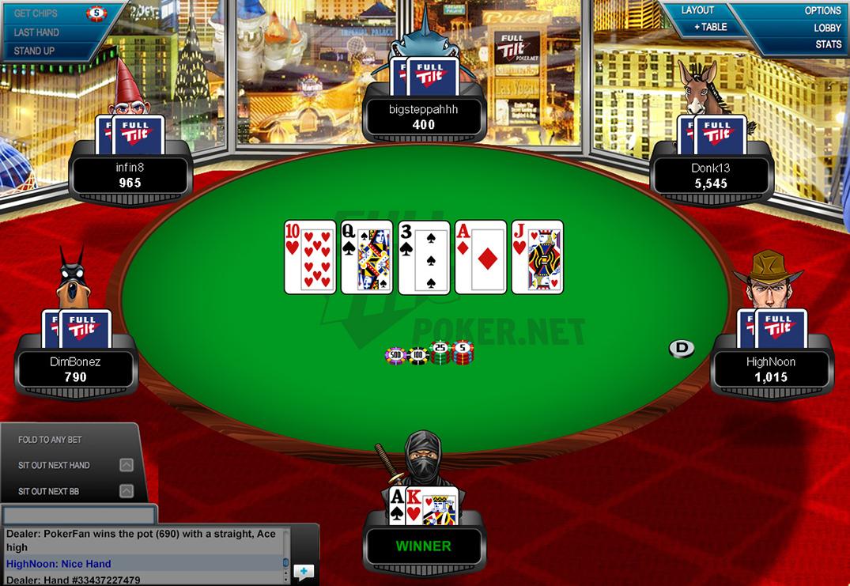 Full tilt poker sEK 68658