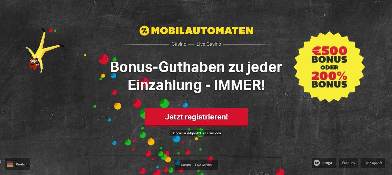 Eurovision miljoner Mobilautomaten 24417