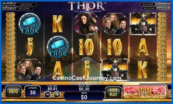 Speltips video Thor The 32422