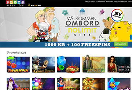 Casino free spins utan 33855