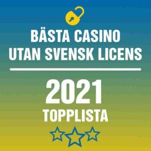 Bästa casino flashback 2021 lyckad