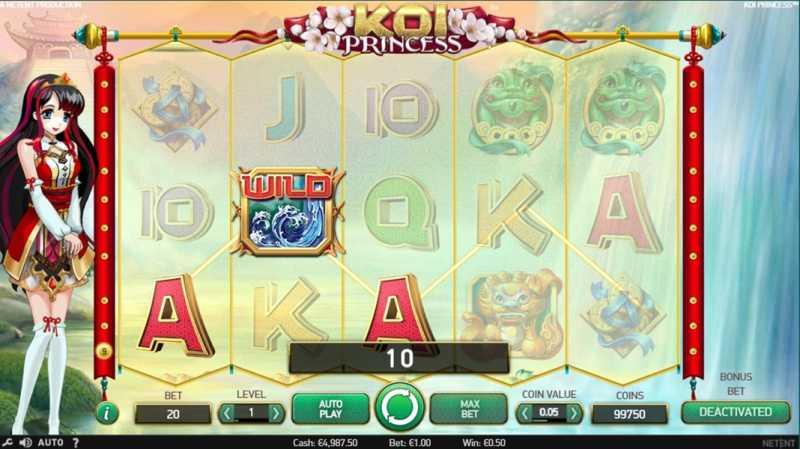 Swish på casinon Koi yakocasino