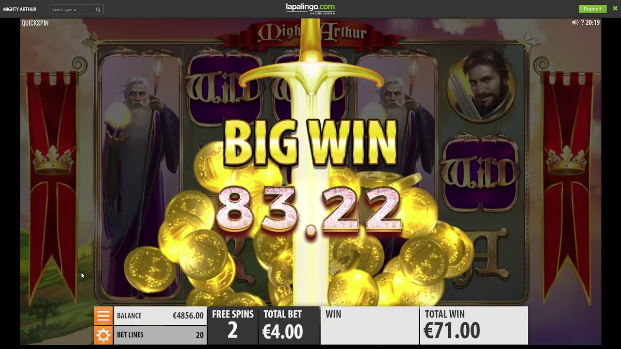 Best slots casino right