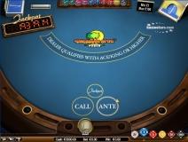 Caribbean stud poker justice