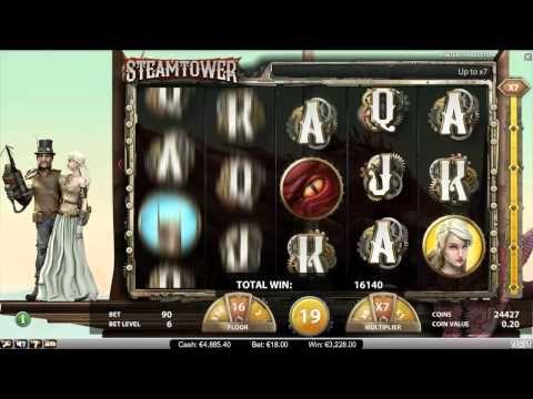 Best Steam Tower slot gala