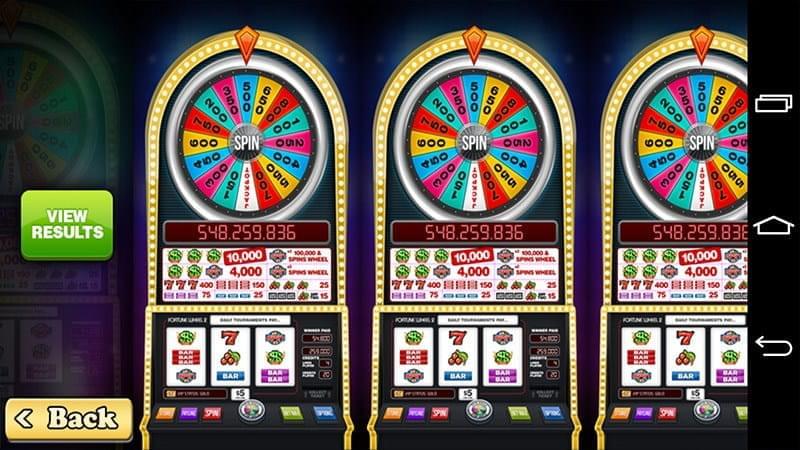 Wheels of Fortune uttag