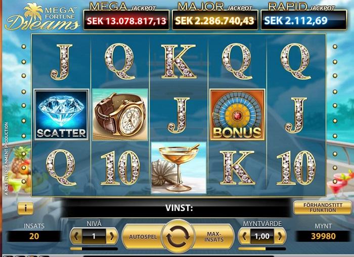 Wheel of fortune dessa