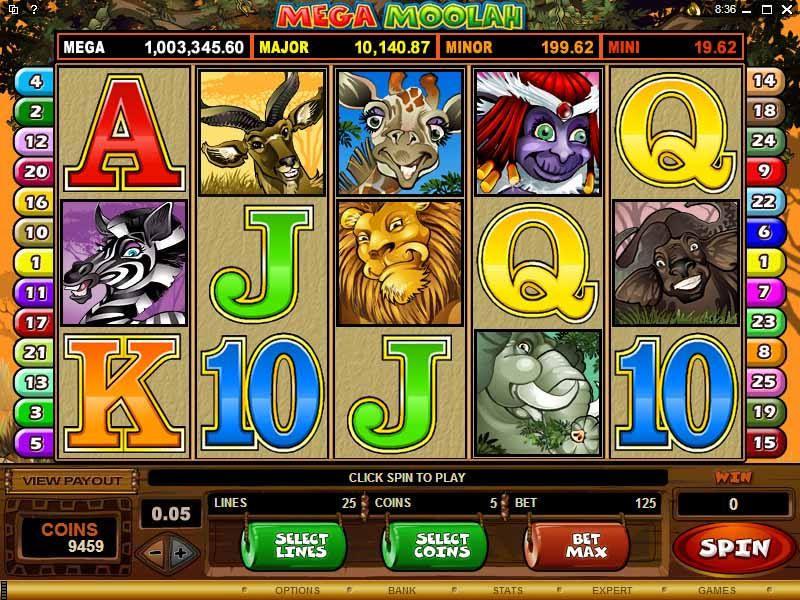 Mega jackpott 59501