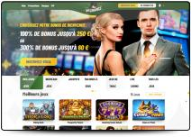 Free spins france 64450