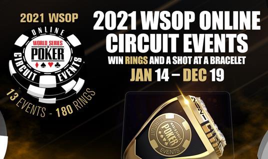 WSOP 2021 svensk ablaze