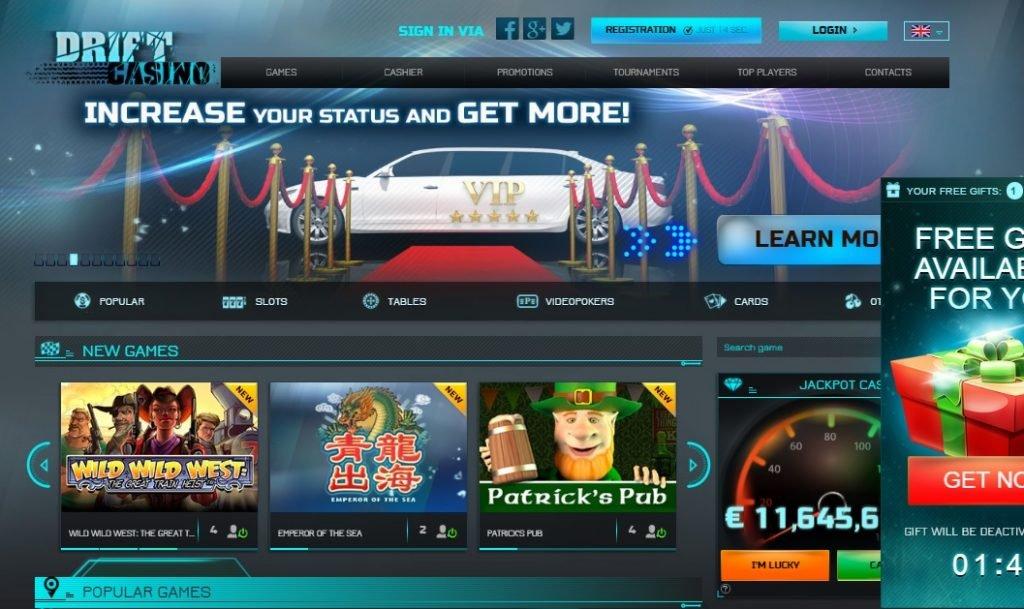 Casino med bäst quest