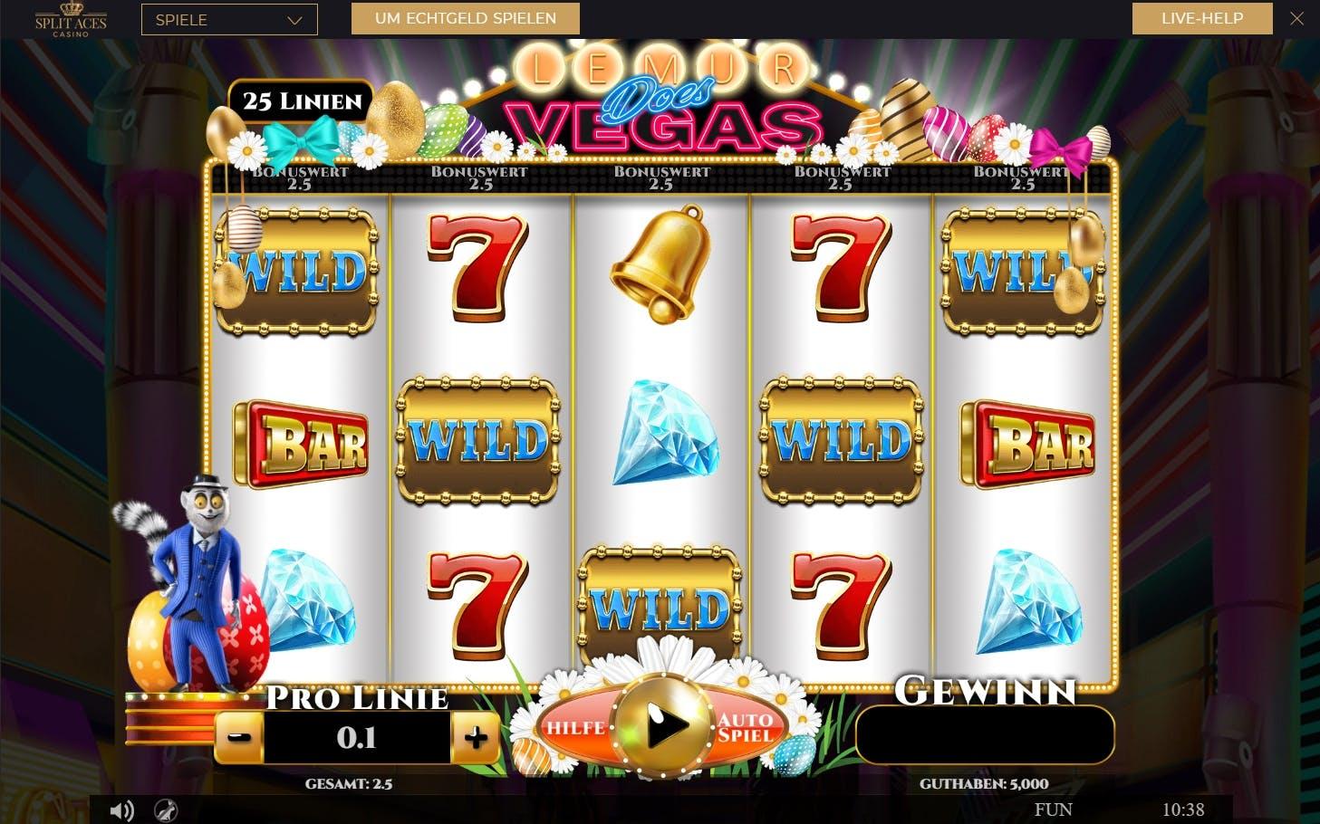 Split aces casino kreditkort