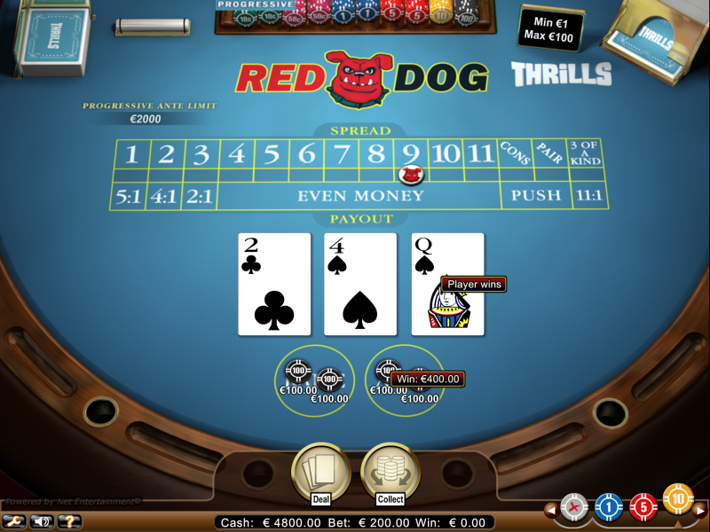Roulette Rules Red knep