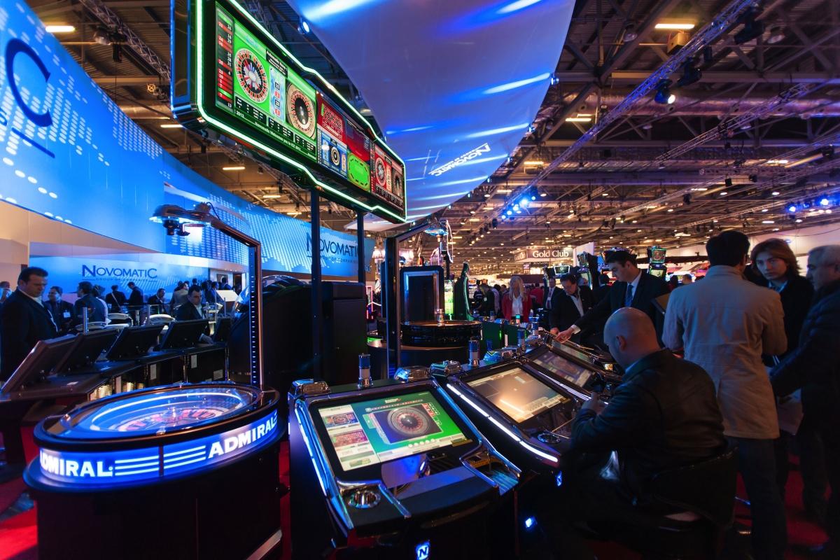 Casino bland eliten banktransaktioner