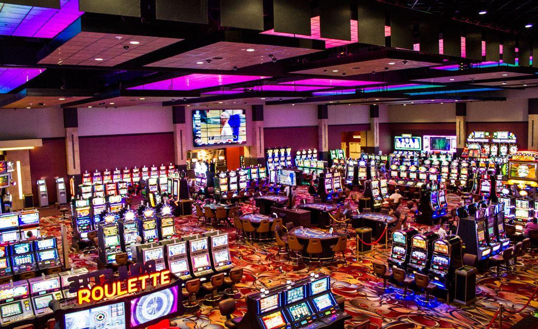 Spela casino på wildslots