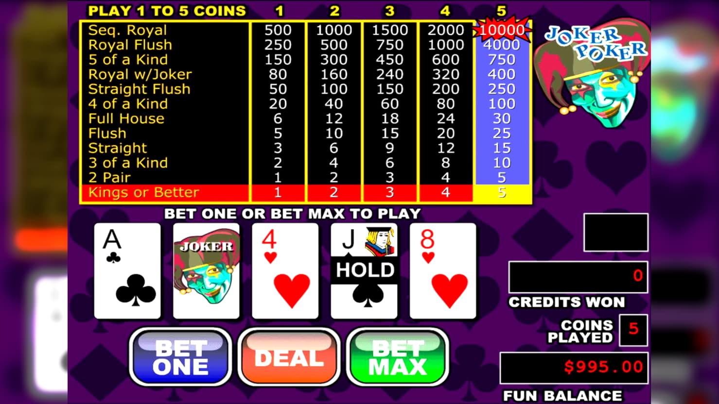 Casino odds poker tillsammans