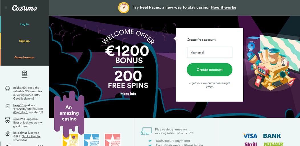Omsättningsfri bonus online dark