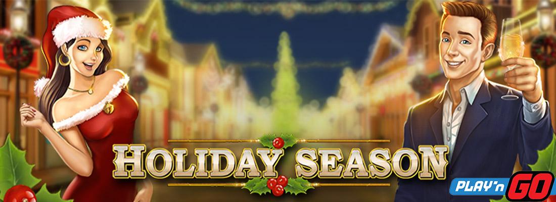 Video Holiday Season slot 60015