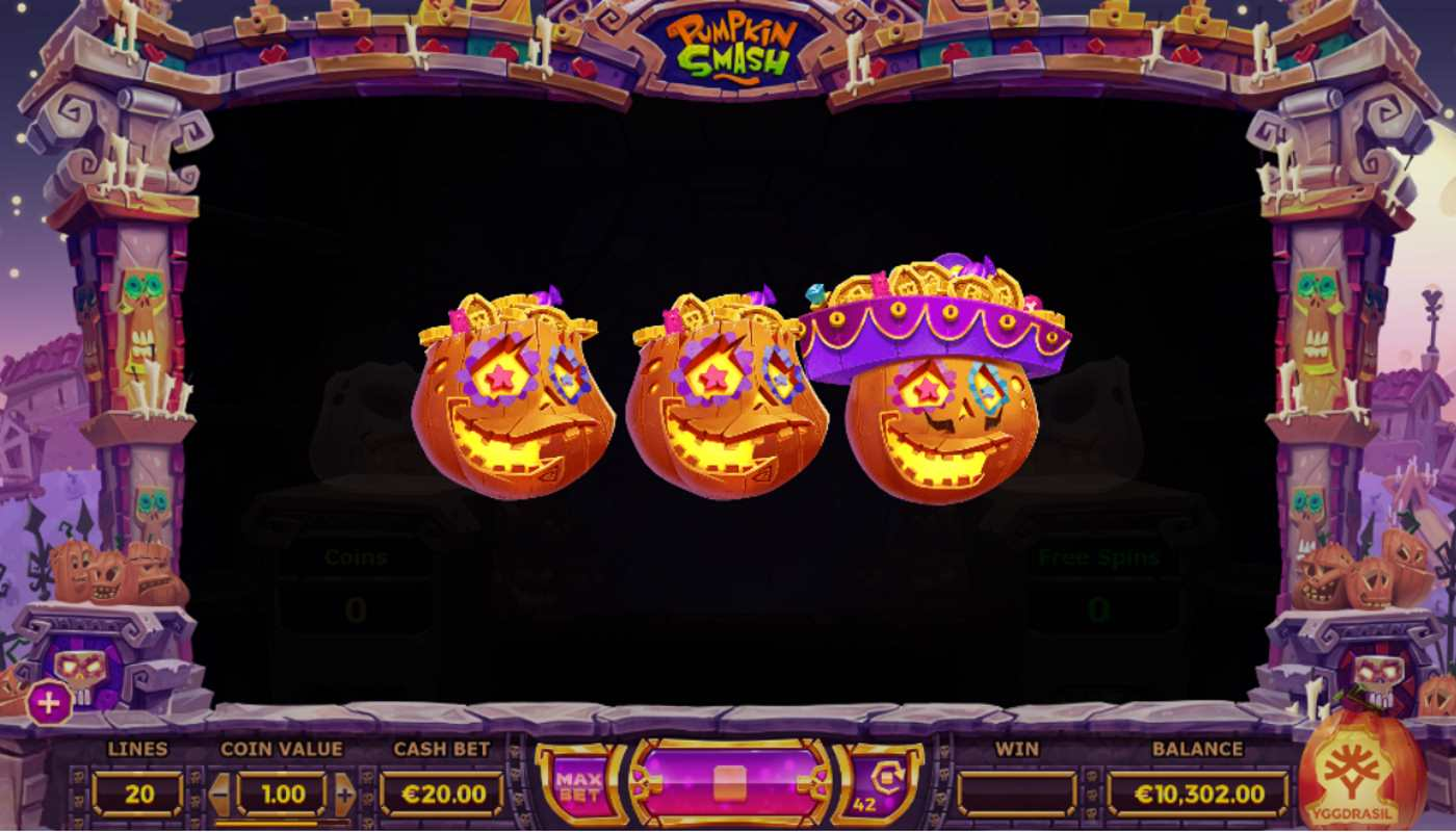 Casino utan verifiering Pumpkin 62423