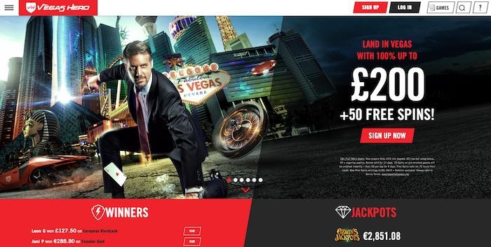 Casino Heroes festival nackdelar