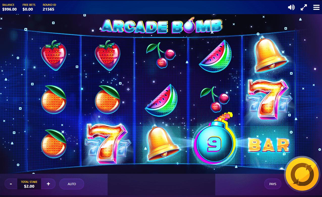 Fruit game pengar PlayOJO 29859