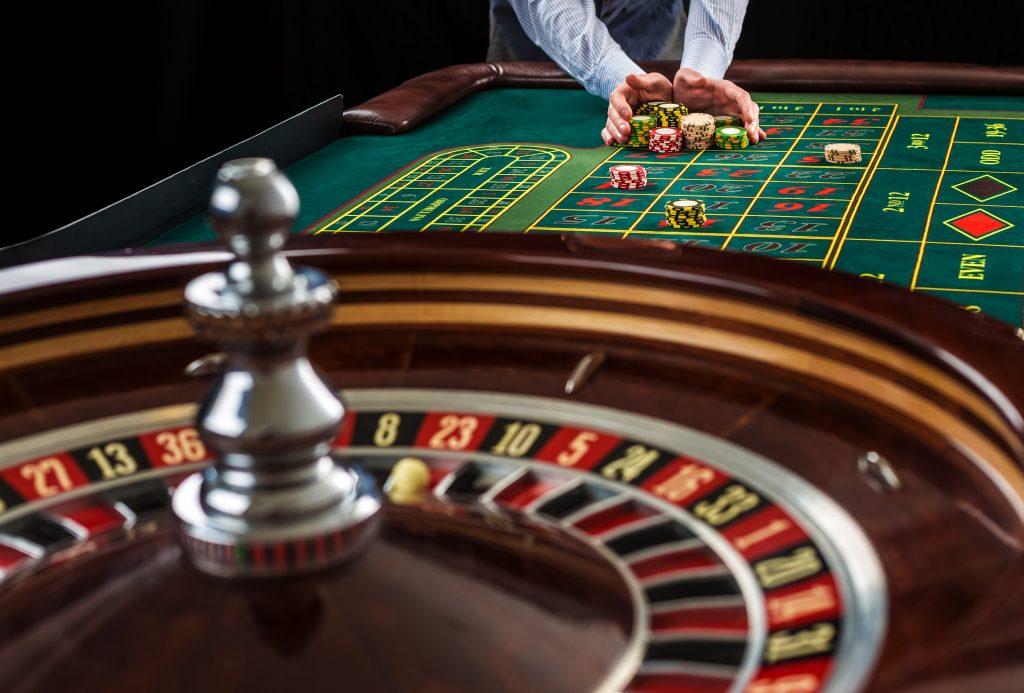 Casino äventyr Grim dreamVegas