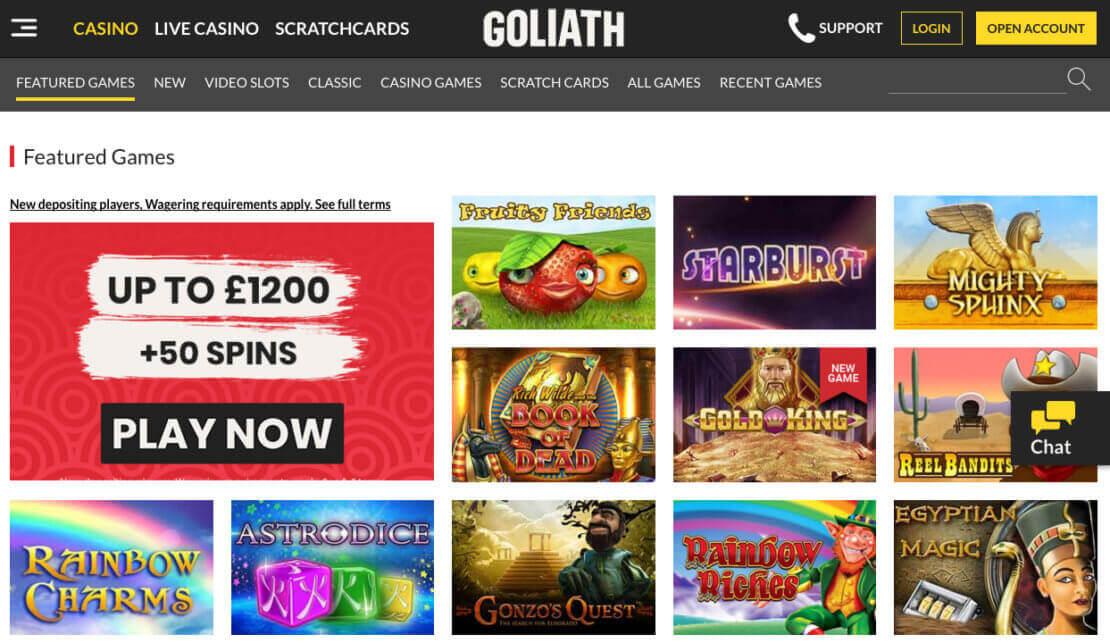 Ny spelfunktion för casino tablet