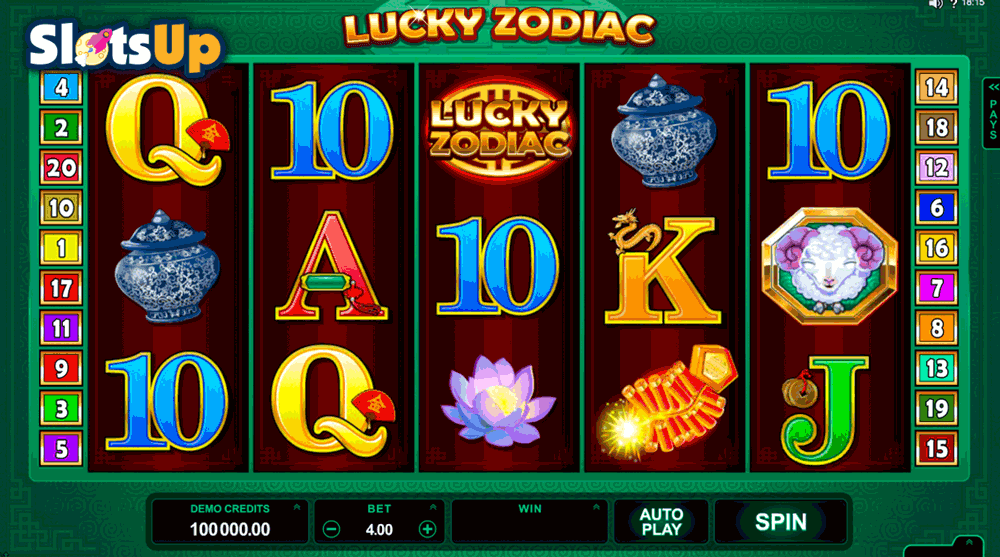 Slots Turnering Zodiacu 79992