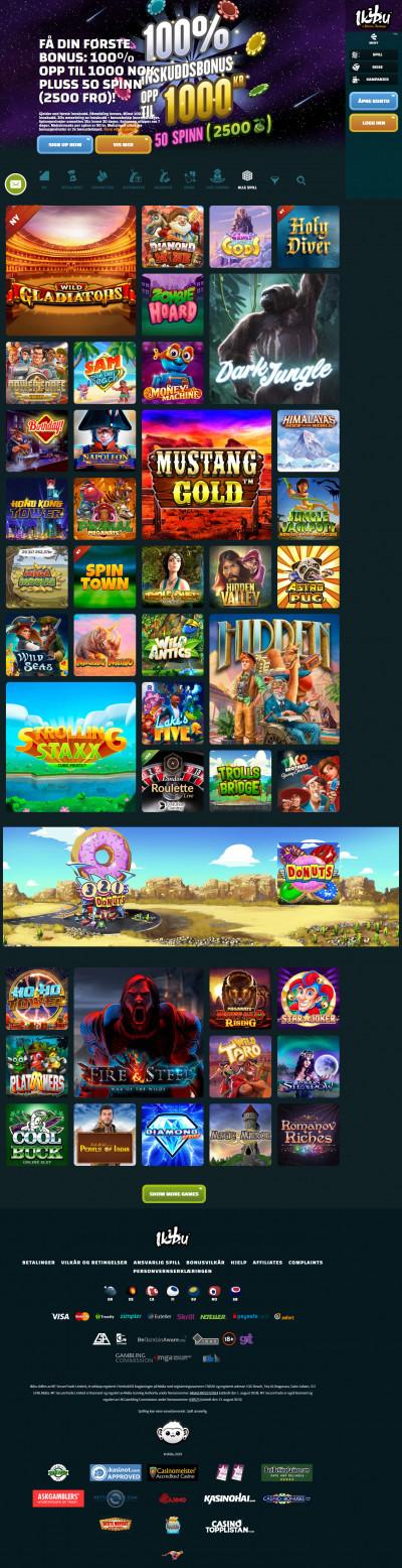 Tax free casino Ikibu 80778