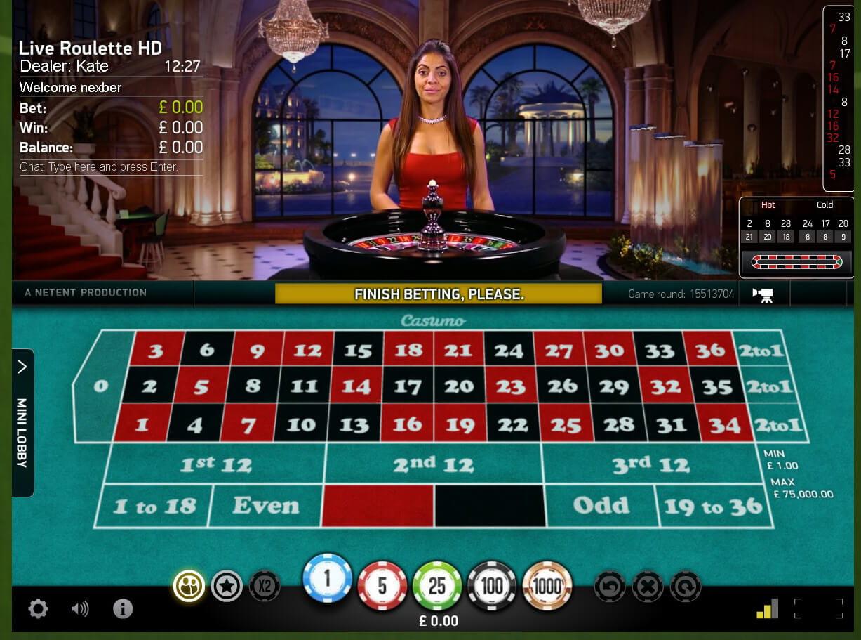 Insättningsfria freespins NetEntertainment casino fira