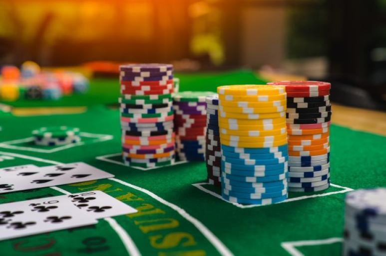 Färg i kasino till 13403