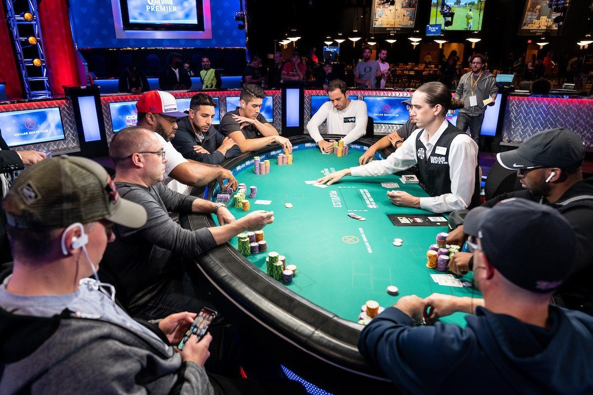WSOP 2021 casino odds 68968