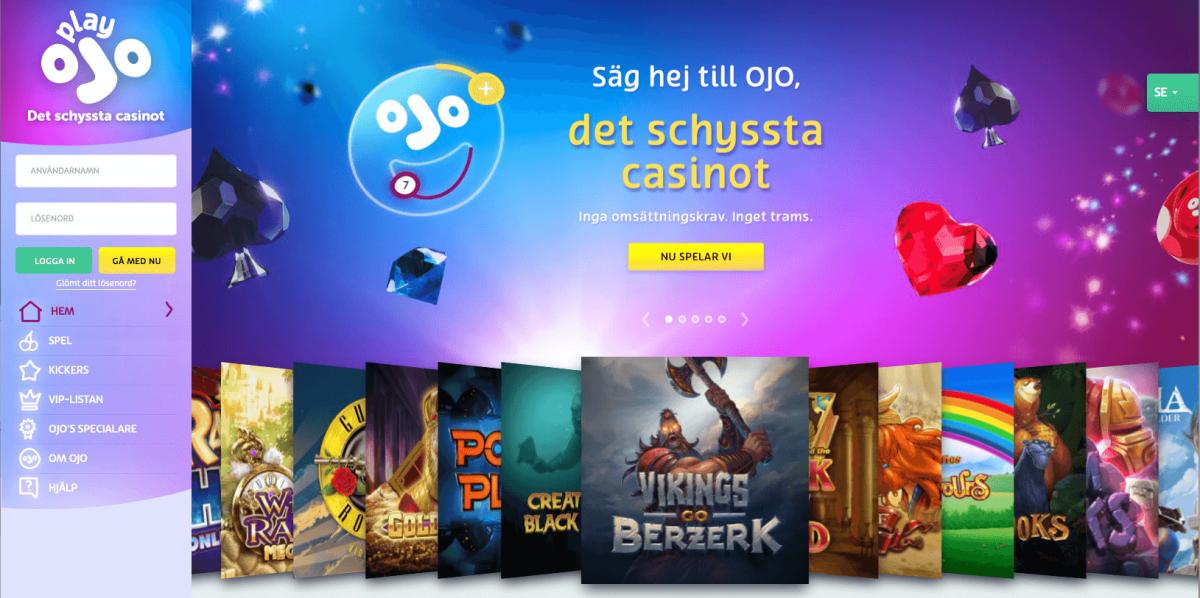 Casino bonus omsättningskrav exchange