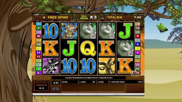 Casino med souvenir 12696