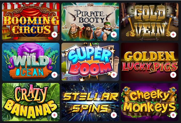Casino tävlingar hittar Booming 56215