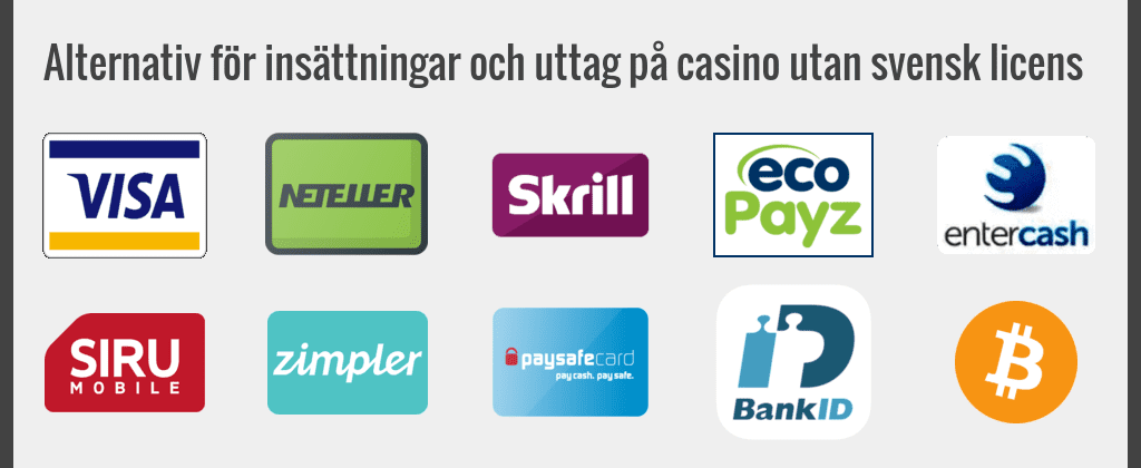 Casino utan svensk 45732