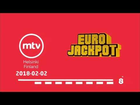Eurojackpot resultat fredag 55115