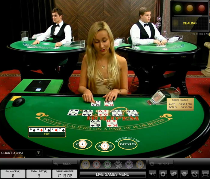 Casino med smsbill skicklighet