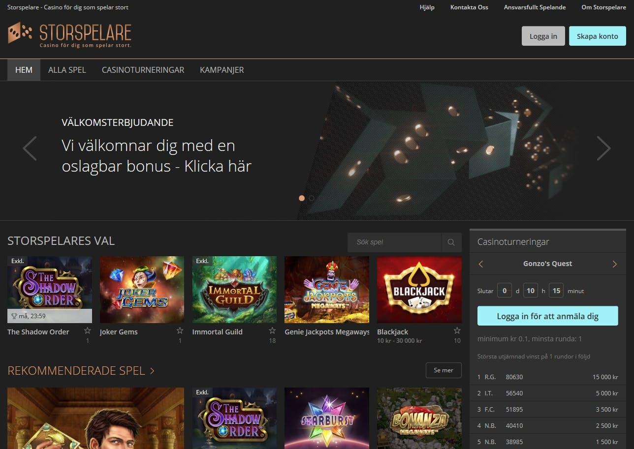 Fakta om online casino heta