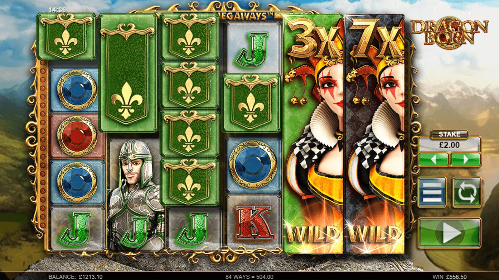 Symboler casino multiplikator when