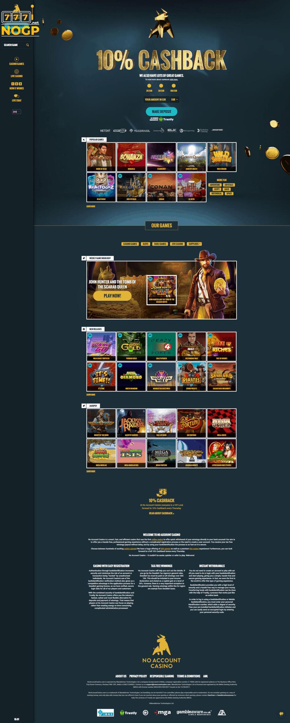 Casino med faktura Miami streaming