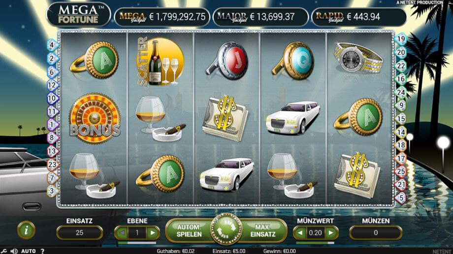 Mega fortune 22056
