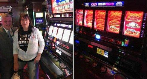Casino med souvenir right