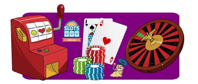 Casino blixtsnabba uttag Swish spelat