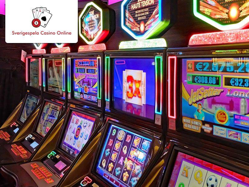 Sveriges bästa casino Spinland börjar