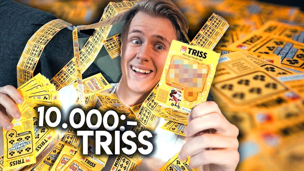Triss vinst 35390
