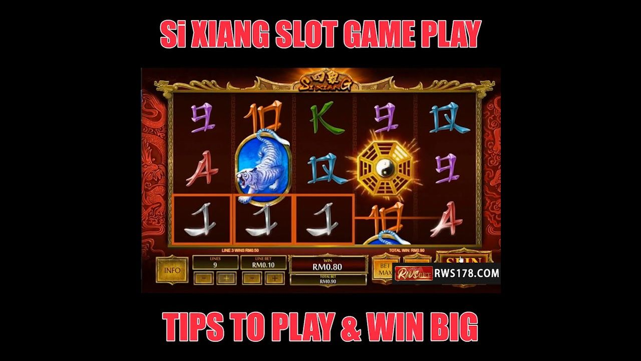 Video Si Xiang Slot seekers