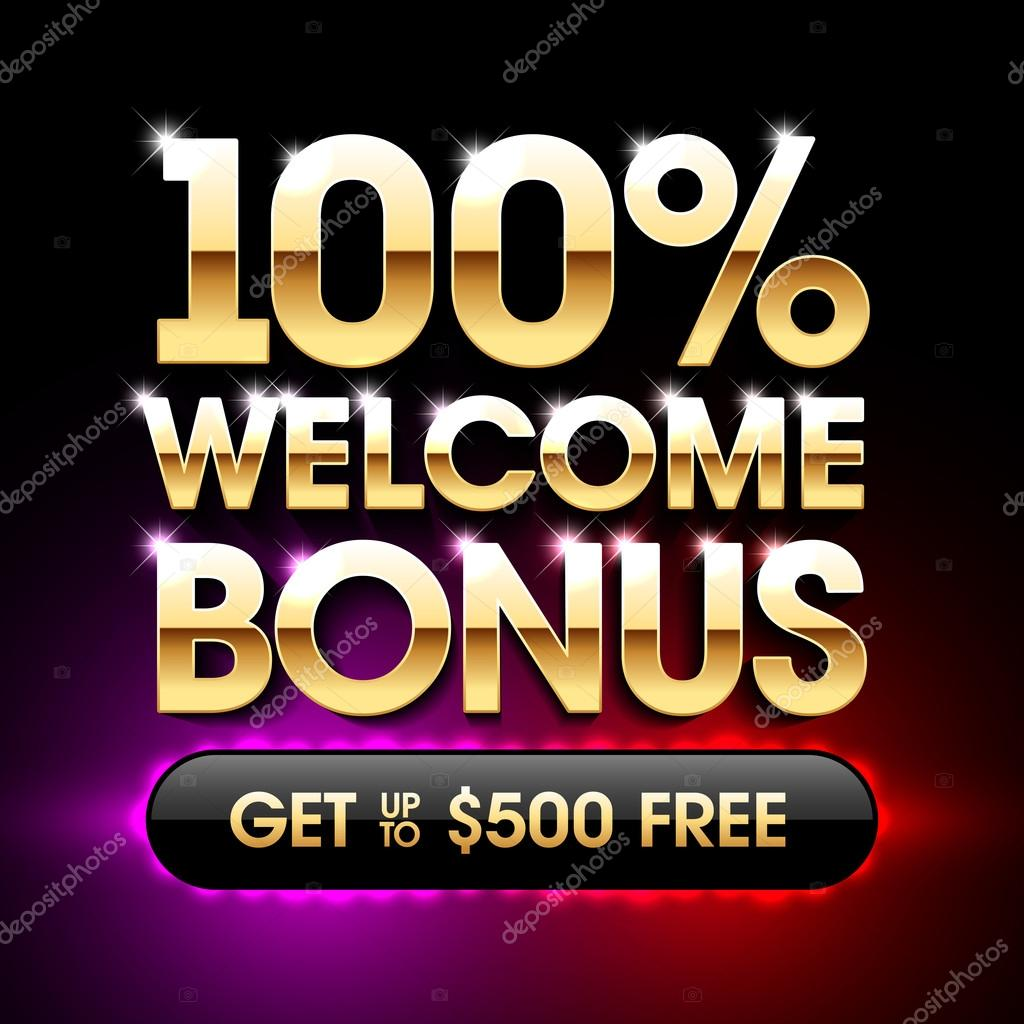 Welcome bonus 47124